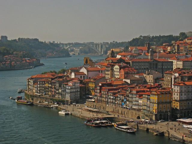 Porto: Imobiliário do centro histórico valorizou 17,1% em 2015