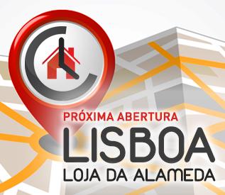 Próxima Abertura: Lisboa - Loja da Alameda