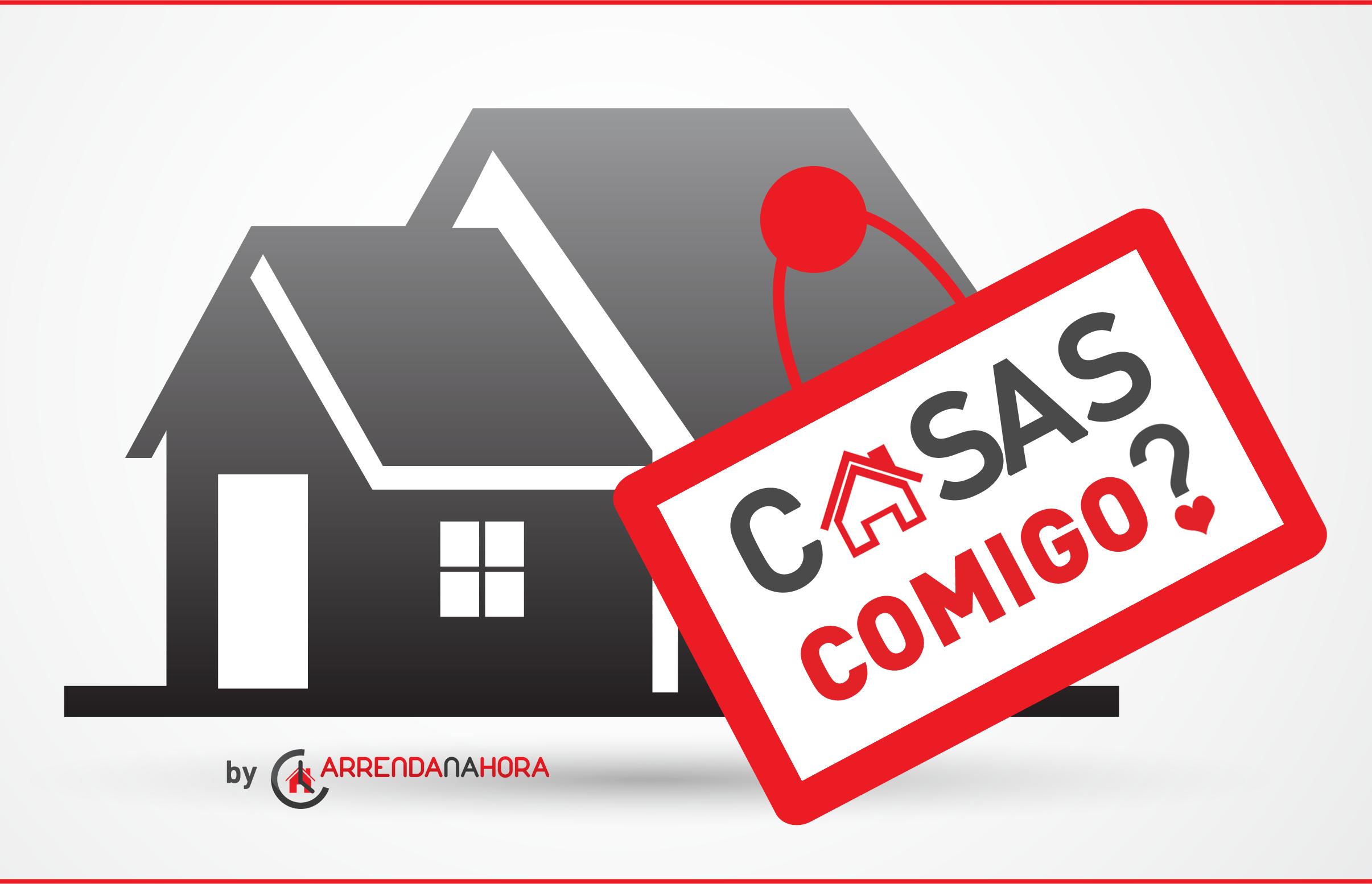 """Casas Comigo?"" by Arrenda na Hora"