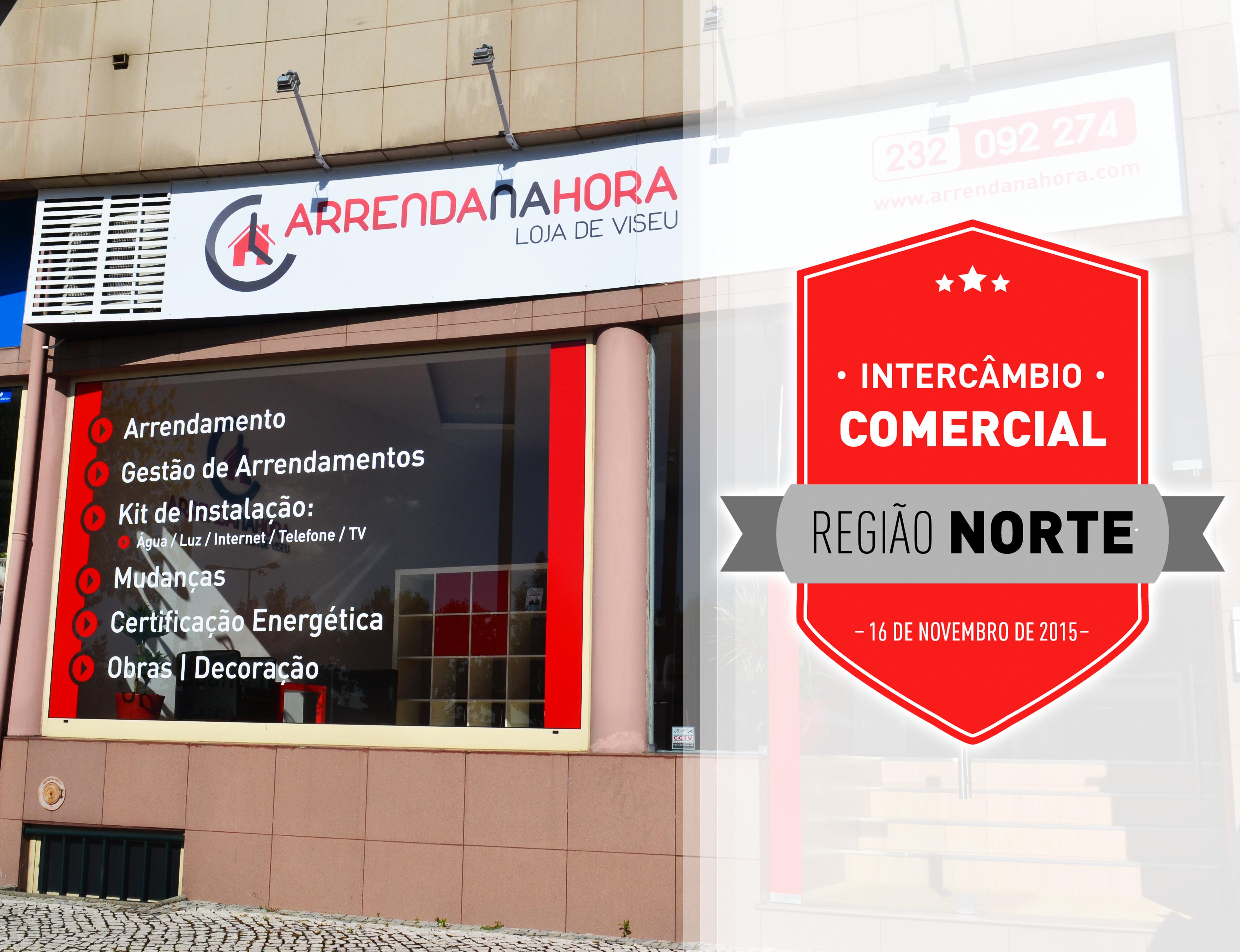 Intercâmbios Comerciais - Zona Norte
