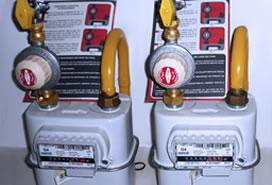 Inspecção de Gás