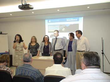 Reunião RCiA dia 03/03/2011